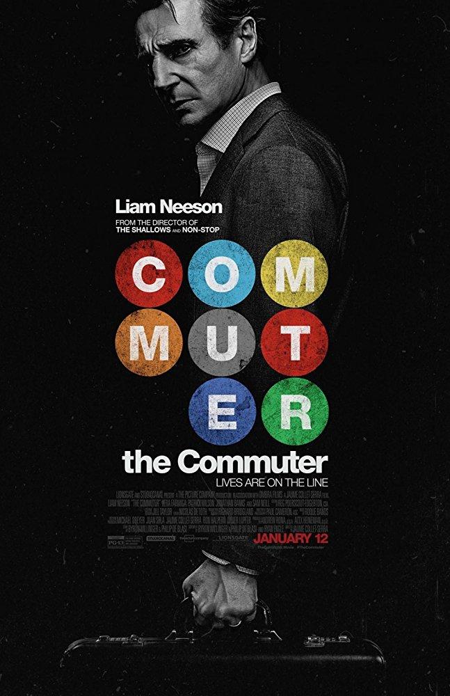 The Commuter 2018 720p HDRiP DD5 1 x264-LEGi0N