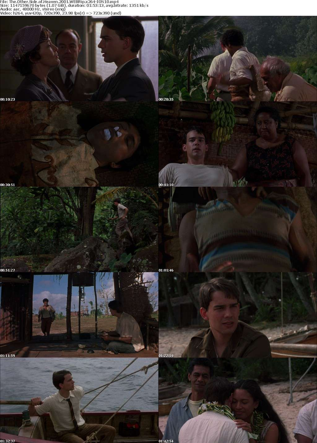 The Other Side of Heaven 2001 WEBRip x264-ION10