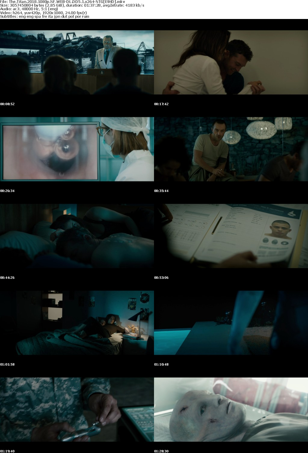 The Titan 2018 1080p NF WEB-DL DD5 1 x264-NTG[EtHD]