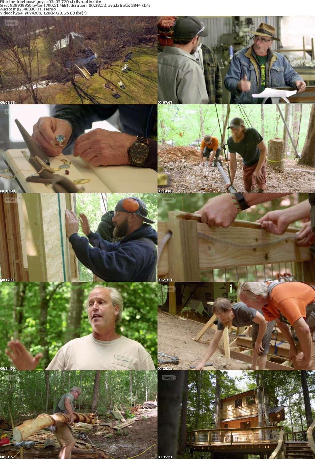 The Treehouse Guys S03E03 720p HDTV x264-dotTV