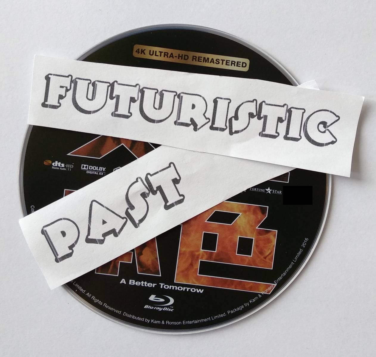 A Better Tomorrow 1986 REMASTERED BDRip x264-FUTURiSTiC
