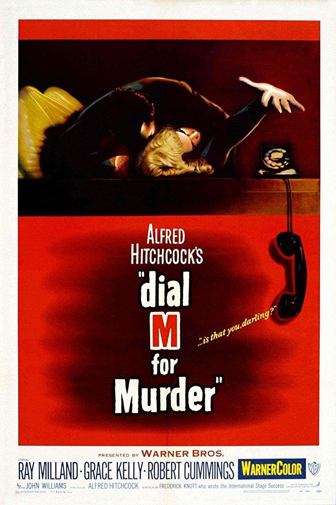Dial M for Murder 1954 BRRip XviD MP3-XVID