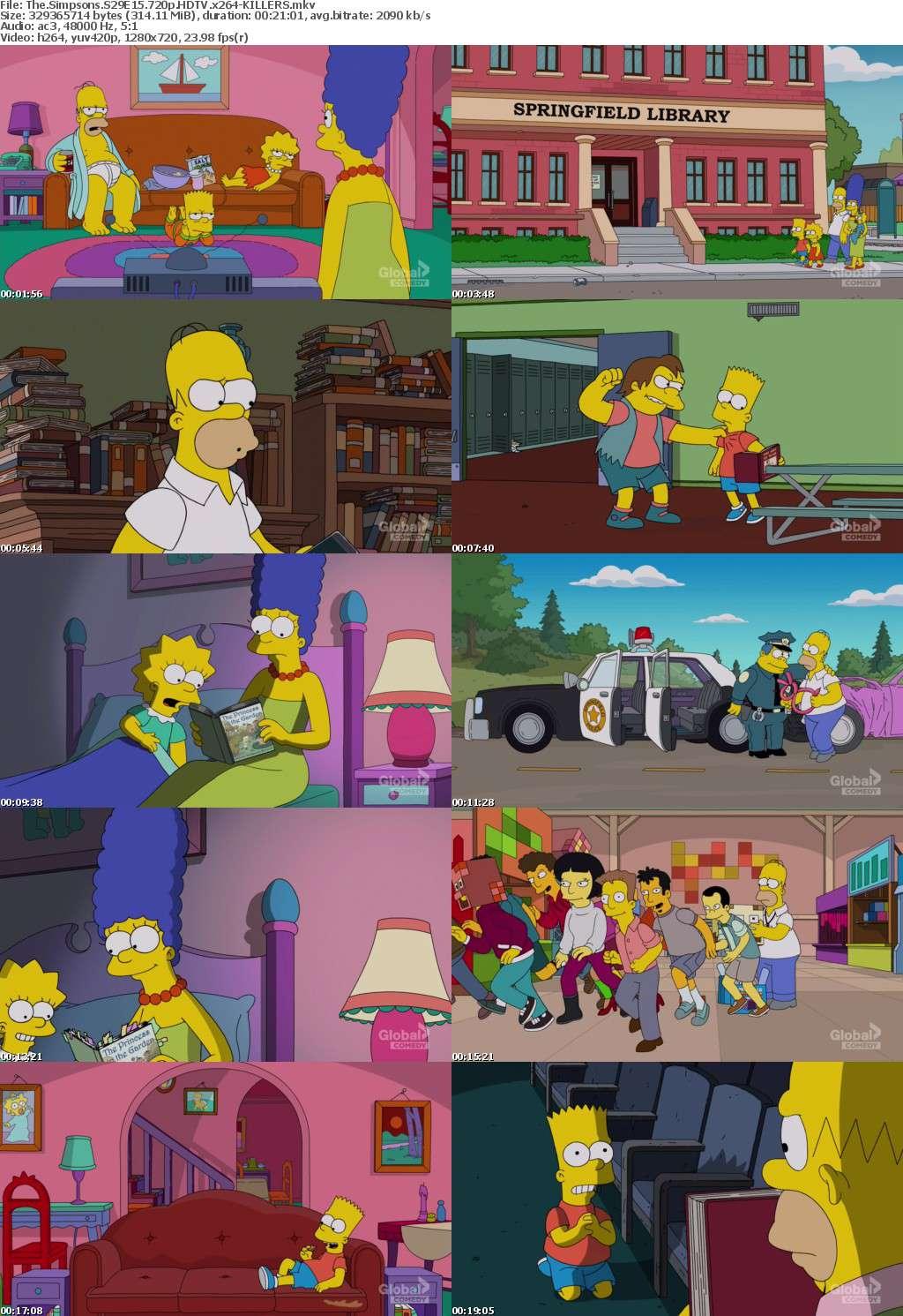 The Simpsons S29E15 720p HDTV x264-KILLERS