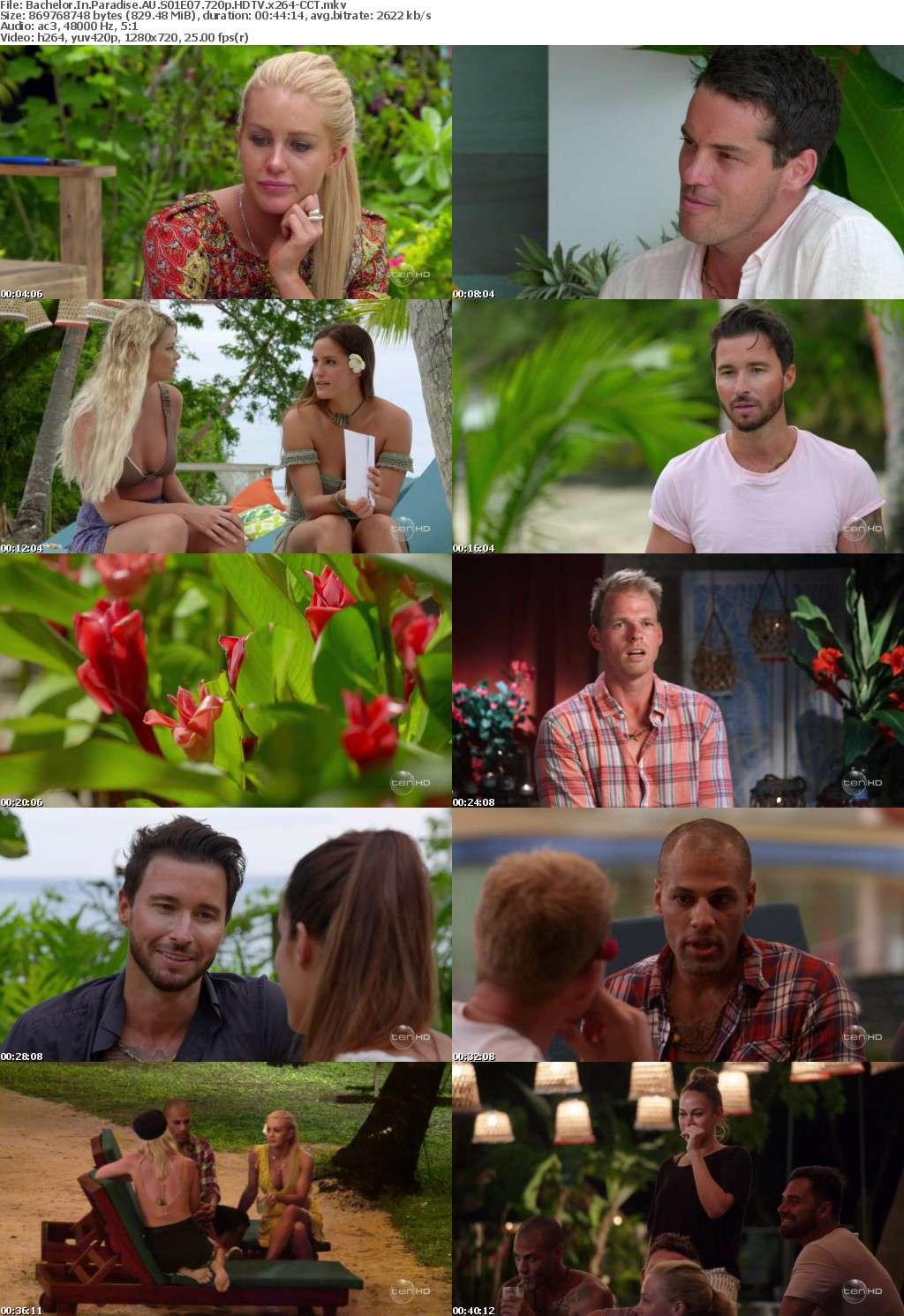 Bachelor In Paradise AU S01E07 720p HDTV x264-CCT