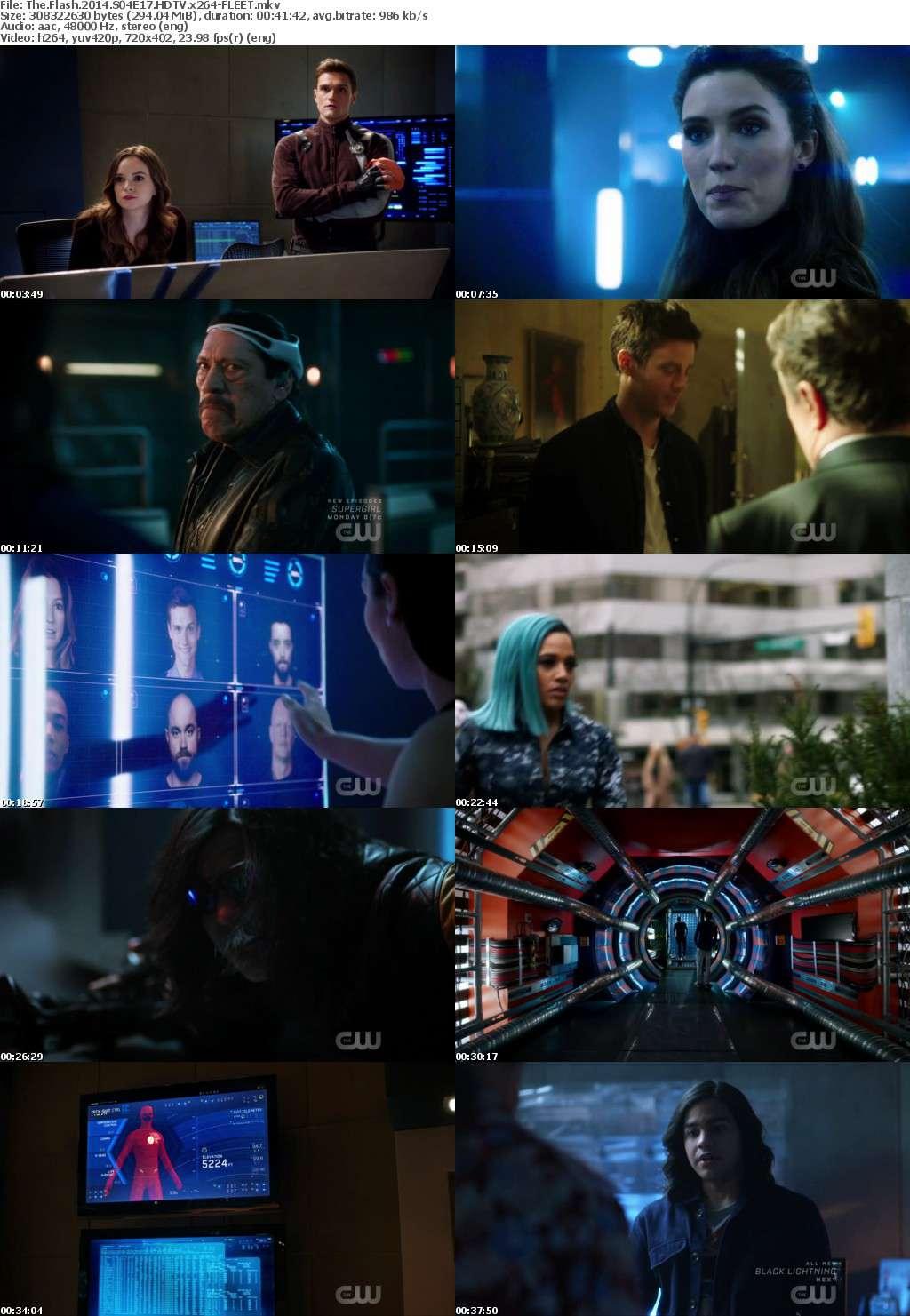The Flash 2014 S04E17 HDTV x264-FLEET