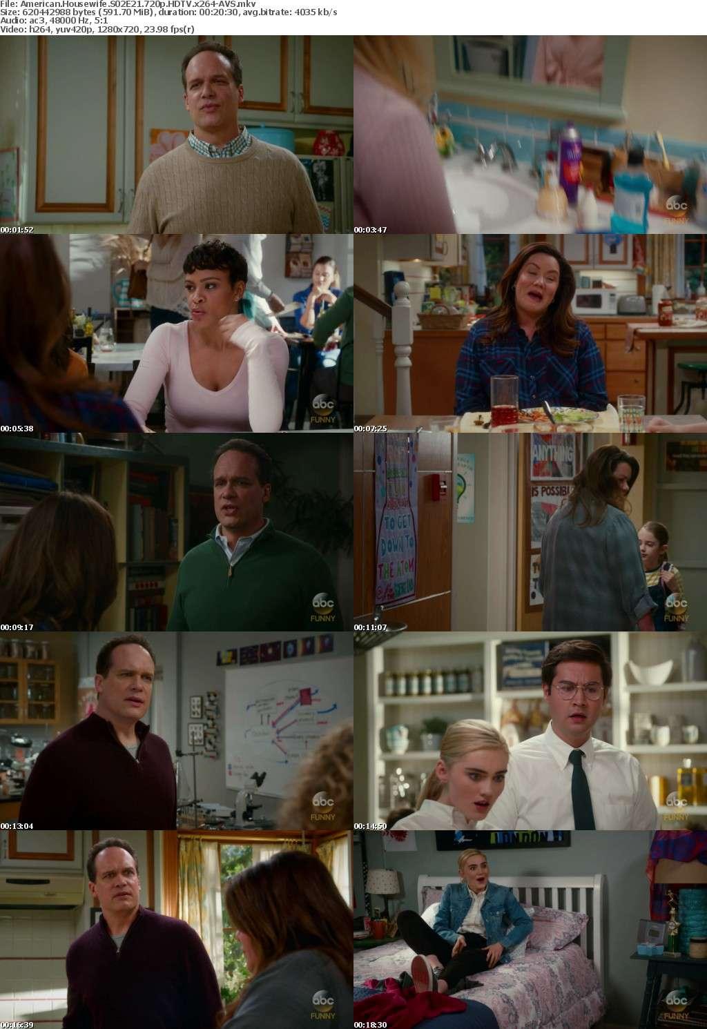 American Housewife S02E21 720p HDTV x264-AVS