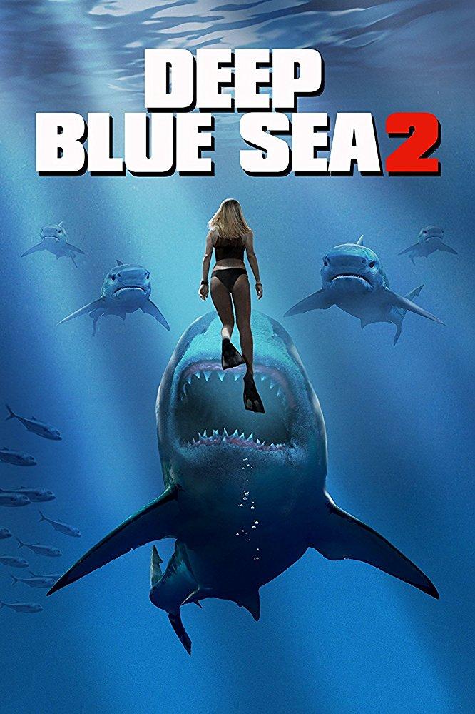 Deep Blue Sea 2 2018 BRRip XviD MP3-XVID