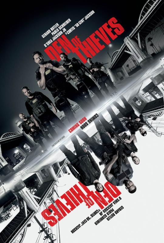 Den of Thieves 2018 UNRATED 720p BRRip XviD AC3-XVID