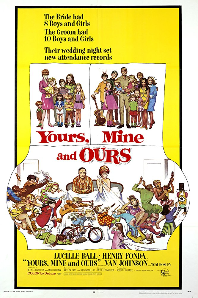 Yours Mine and Ours 1968 BRRip XviD MP3-XVID