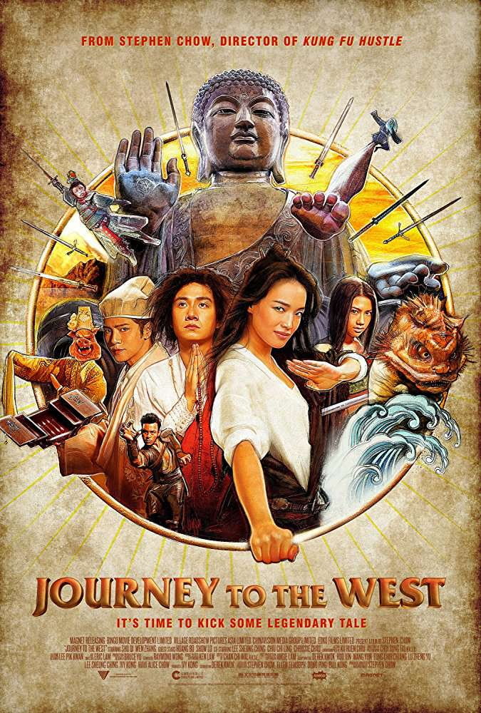 Journey To The West Conquering the Demons 2013 CHINESE 1080p BluRay H264 AAC-VXT