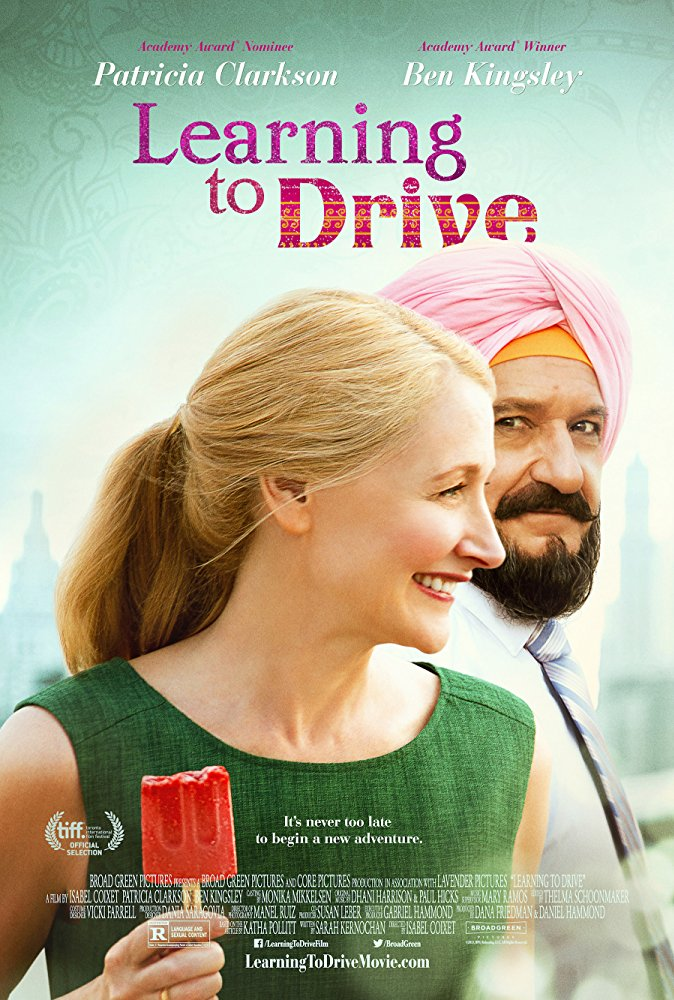 Learning to Drive (2014) Dual Audio 720p BluRay ESubs - ExtraMovies