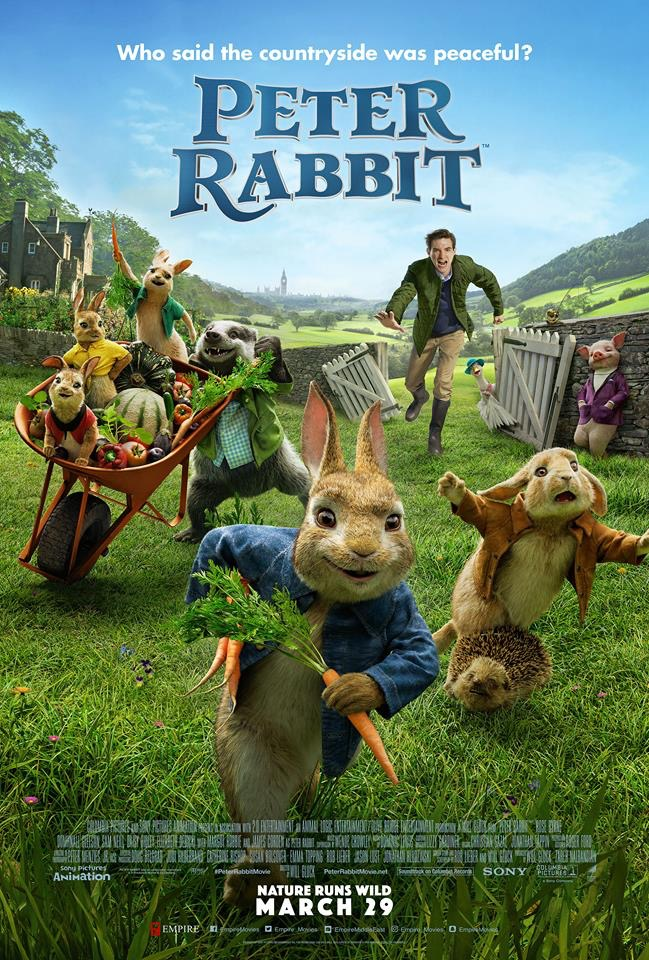 Peter Rabbit 2018 720p BluRay x264-DRONES