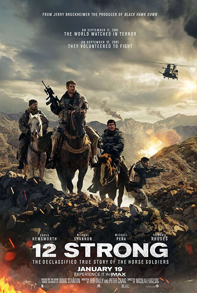 12 Strong 2018 720p BluRay x264-GECKOS