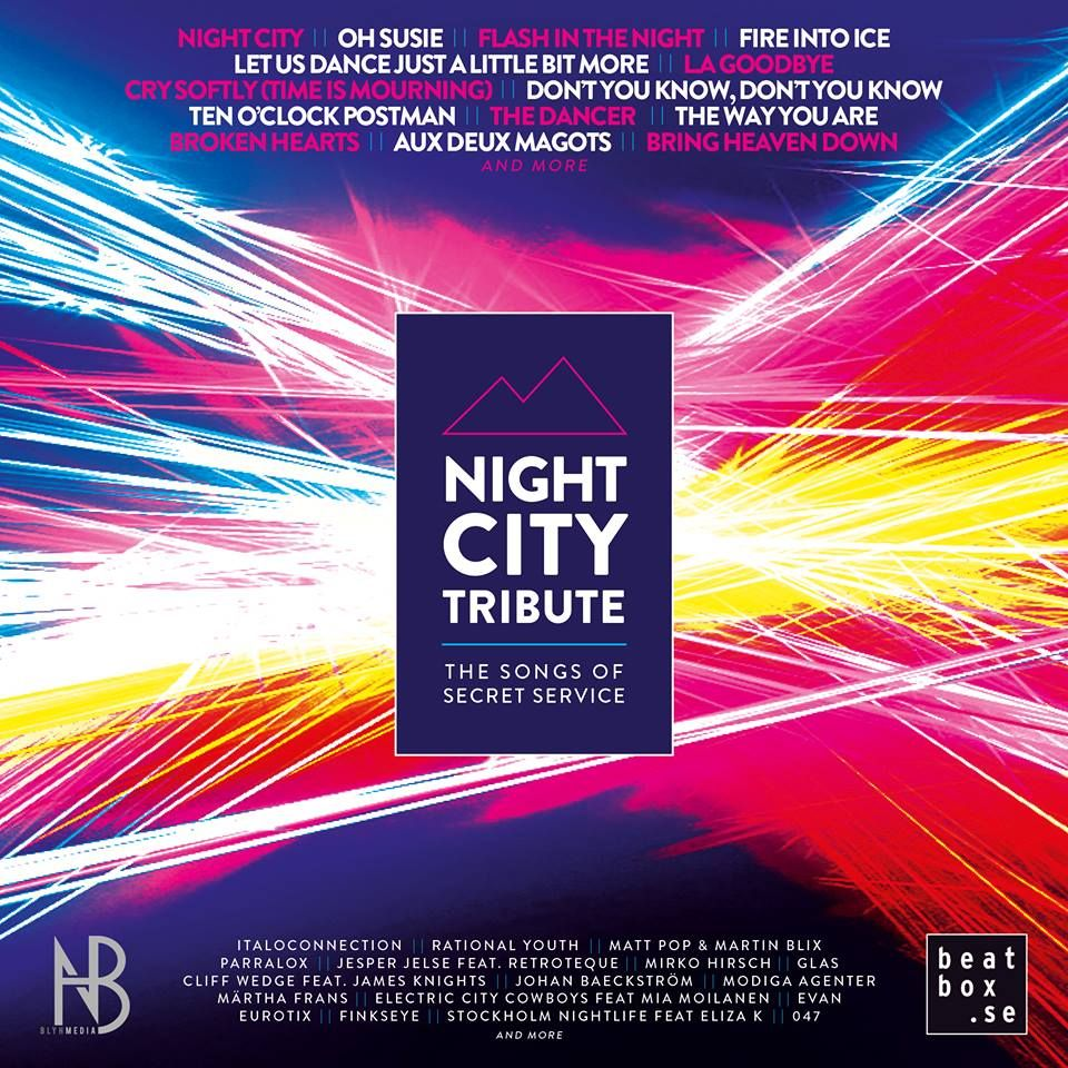 VA - Night City Tribute - The Songs of Secret Service (2018)