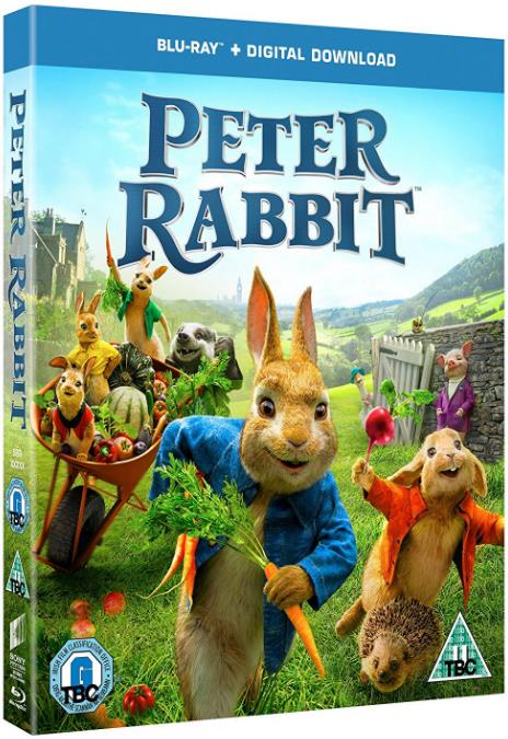 Peter Rabbit (2018) BluRay 720p x264 AAC 900MB ESub-MovCR