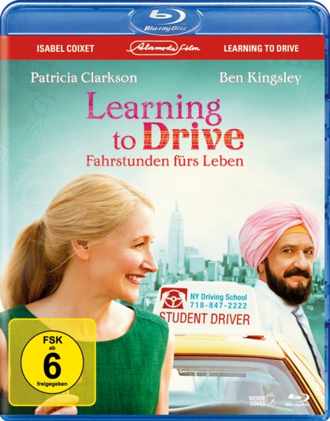 Learning to Drive (2014) 720p BluRay Dual Audio [Eng+Hindi] ESubs-ExtraM