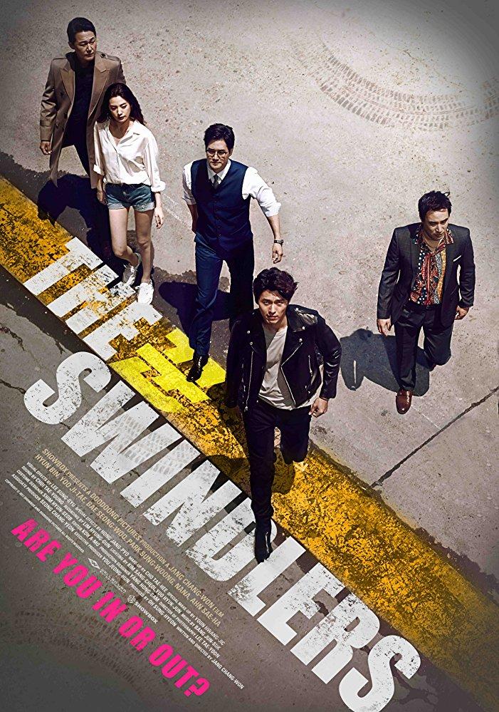 The Swindlers 2017 KOREAN 1080p BluRay H264 AAC-VXT