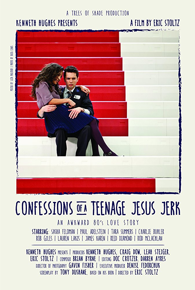 Confessions of a Teenage Jesus Jerk 2017 720p WEB-DL DD5 1 H264-CMRG