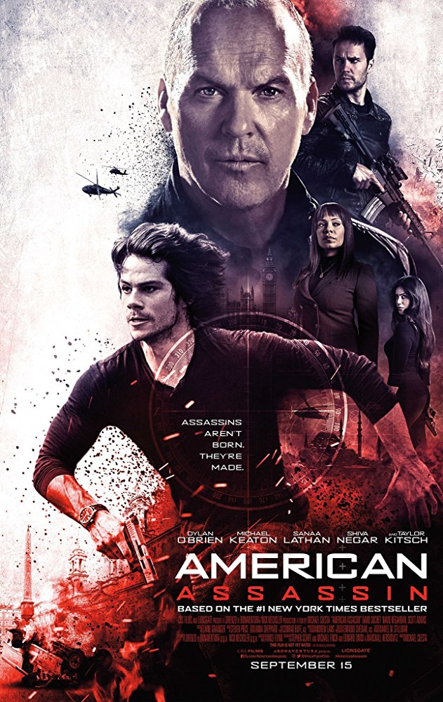 American Assassin 2017 720p BluRay x264-x0r