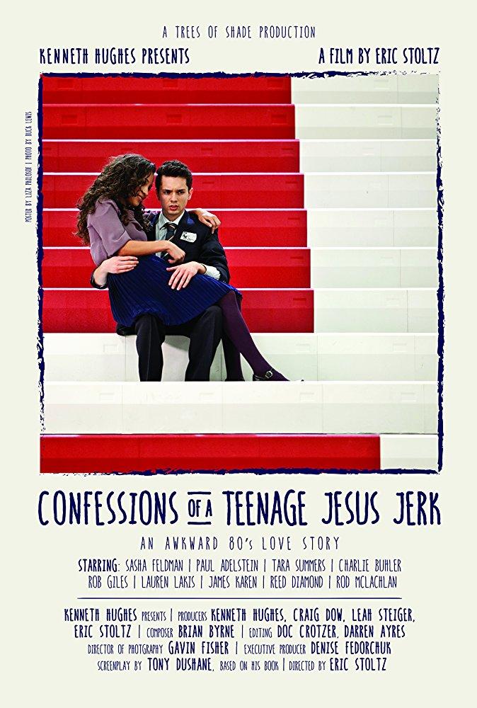 Confessions of a Teenage Jesus Jerk 2017 HDRip XViD-ETRG
