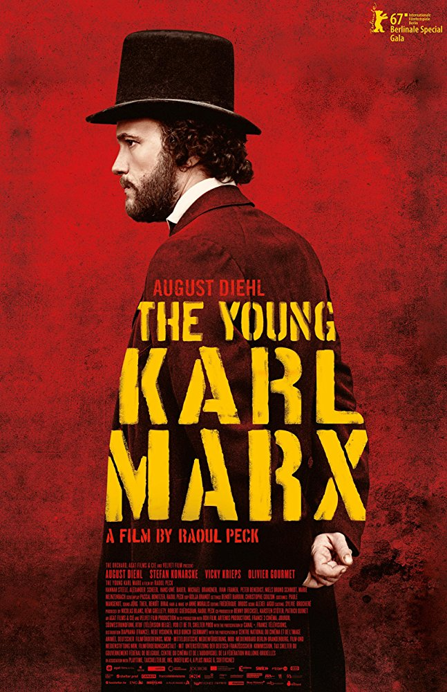 The Young Karl Marx (2017) [BluRay] [720p] YIFY