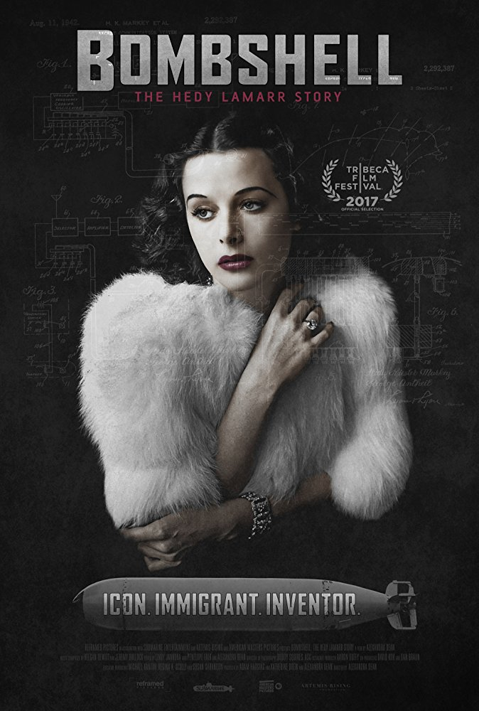 Bombshell The Hedy Lamarr Story 2017 720p BRRip XviD AC3-XVID