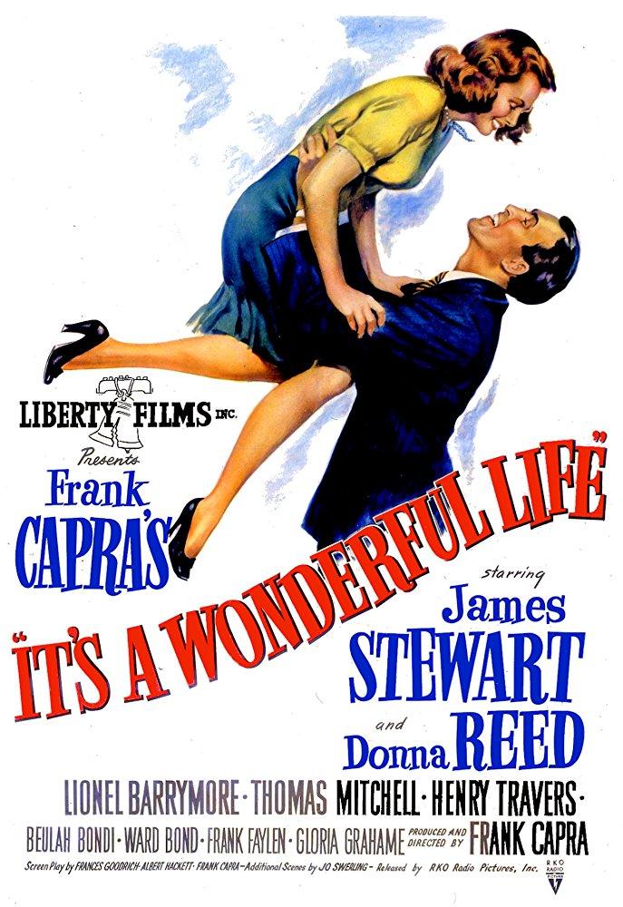 It's a Wonderful Life (1946) [BluRay] [720p] YIFY