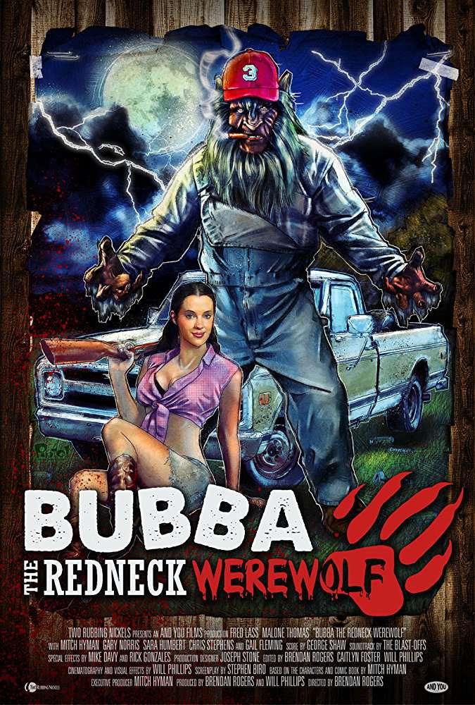 Bubba the Redneck Werewolf 2014 480p x264-mSD