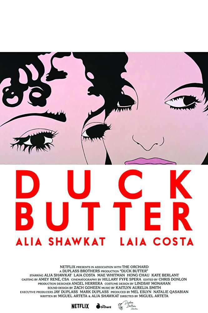 Duck Butter (2018) HDRip XviD AC3-EVO