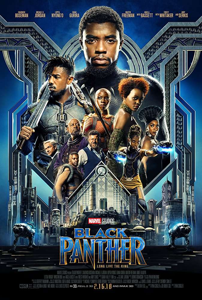 Black Panther 2018 720p BRRip x264 AC3-iFT[N1C]