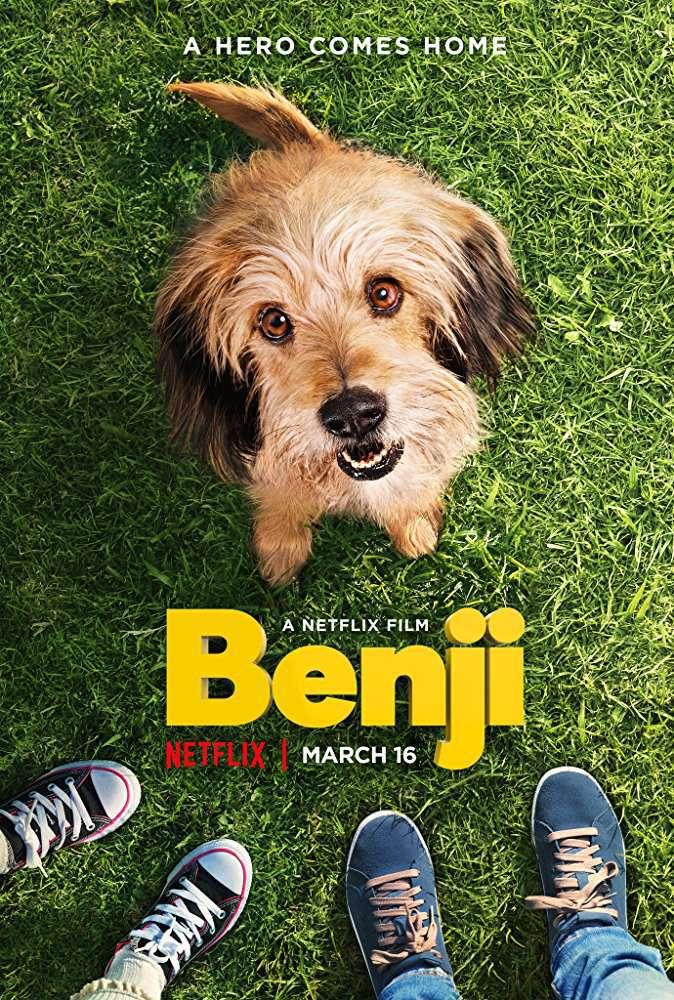 Benji (2018) [WEBRip] [720p] YIFY