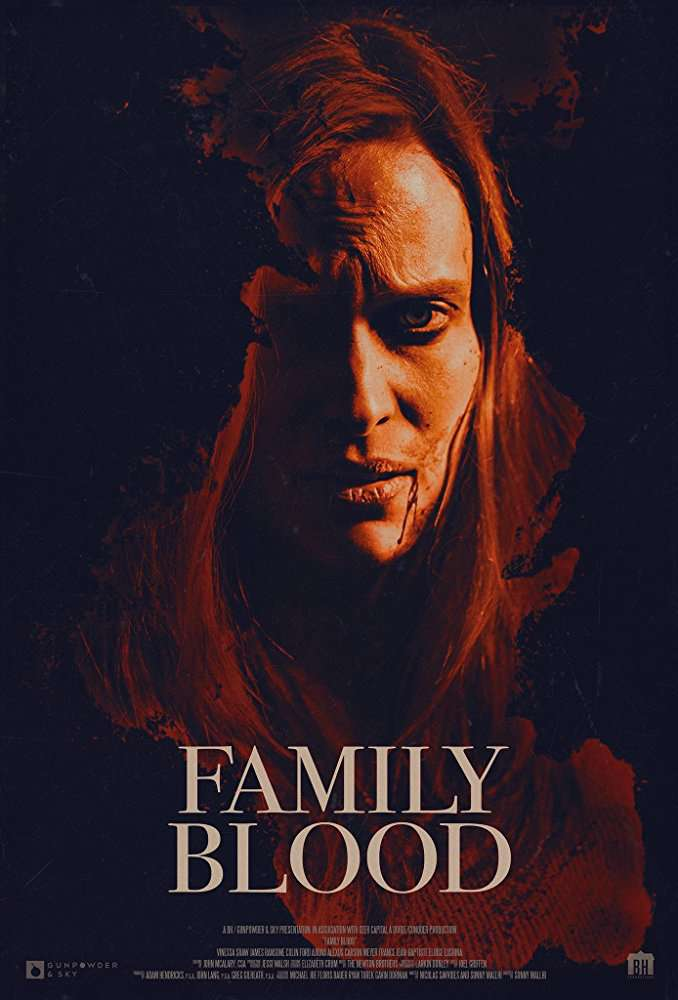 Family Blood 2018 720p WEB-HD 700 MB - iExTV