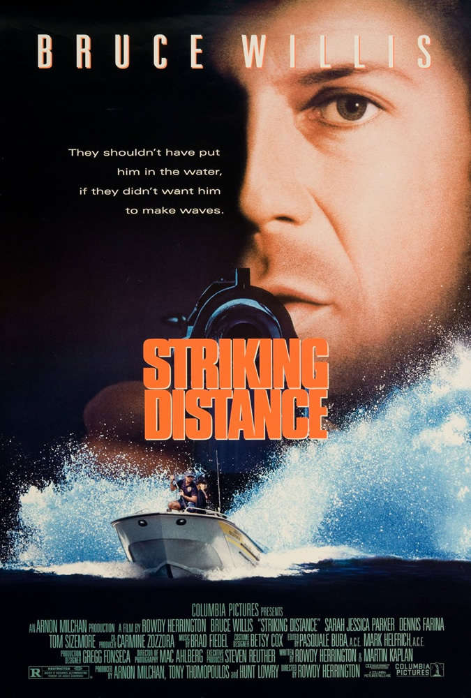 Striking Distance 1993 DVDRIP H264 AC3-5 1-RypS