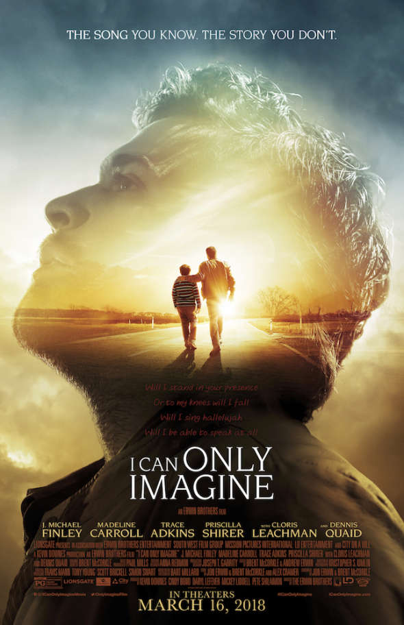 I Can Only Imagine 2018 HDCAM ENG X264 HQMic-SugarTits [N1C]