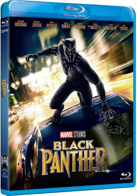 Black Panther 2018 1080p BRRip 1.9 GB - iExTV