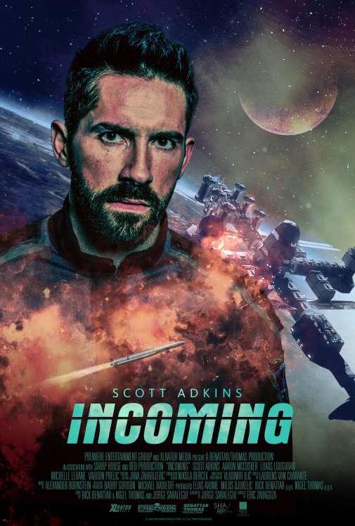 Incoming (2018) 720p WEB-DL DD5 1 H264-CMRG