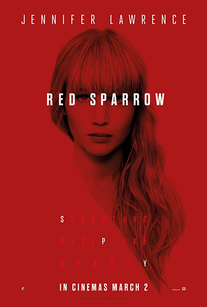 Red Sparrow 2018 720p BRRip X264 AC3-EVO