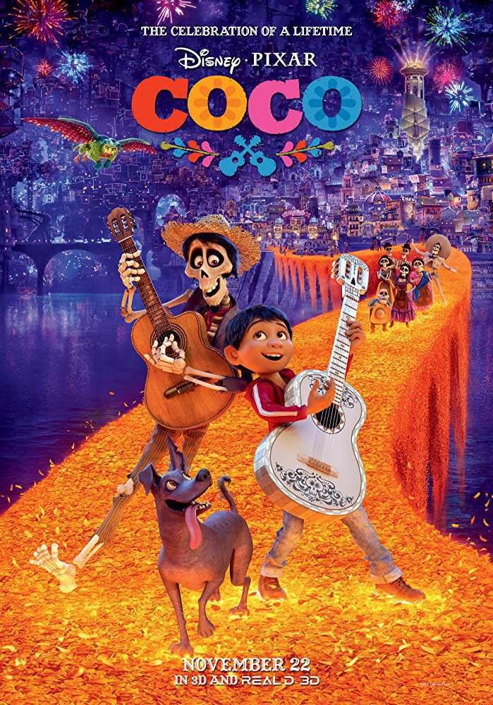 Coco 2017 720p BluRay x264-x0r