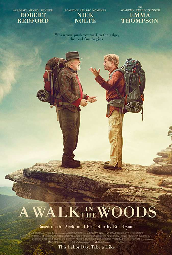 A Walk in the Woods 2015 BRRip XviD MP3-XVID