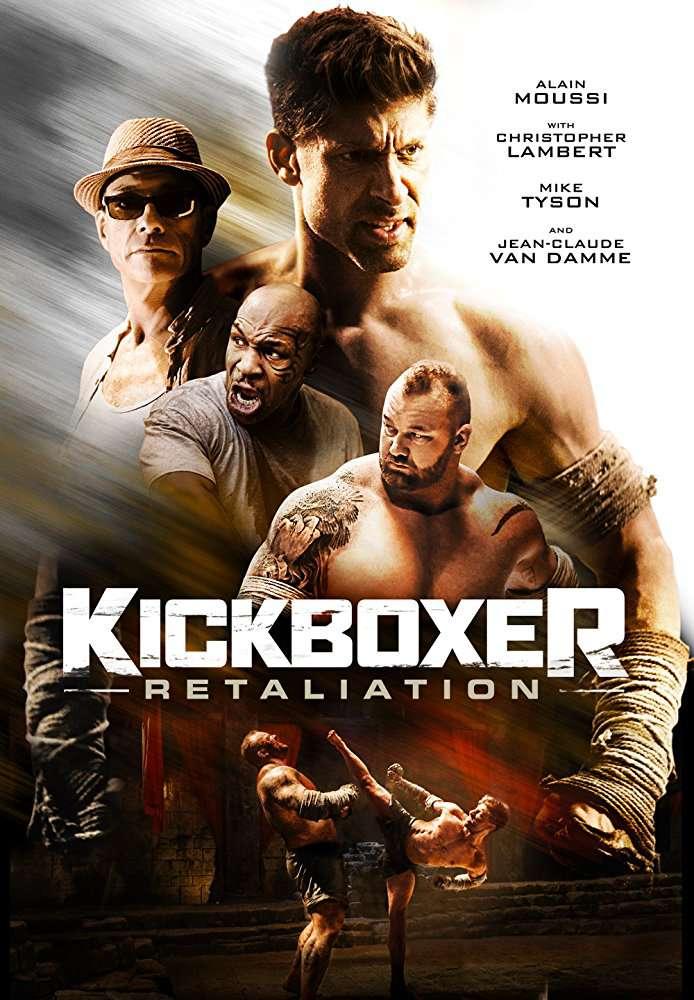 Kickboxer Retaliation 2018 10bit hevc=d3g