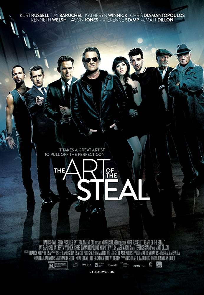 The Art of the Steal 2013 BRRip XviD MP3-XVID