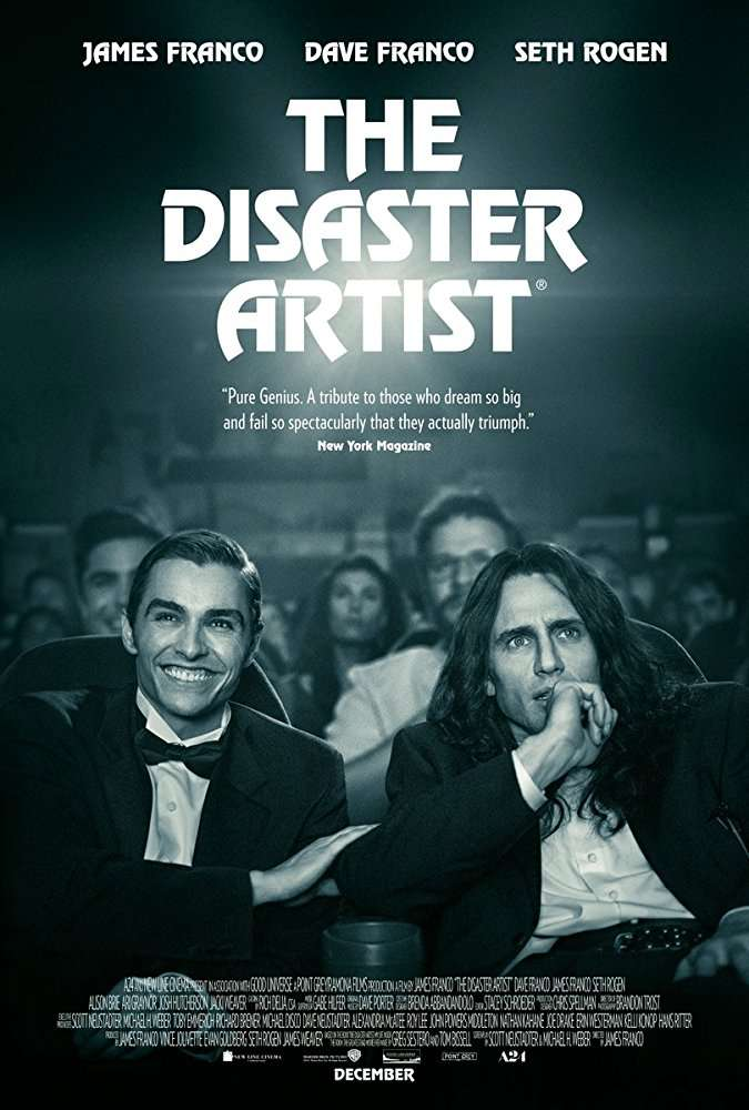 The Disaster Artist 2017 720p BluRay DD5 1 x264-SpaceHD