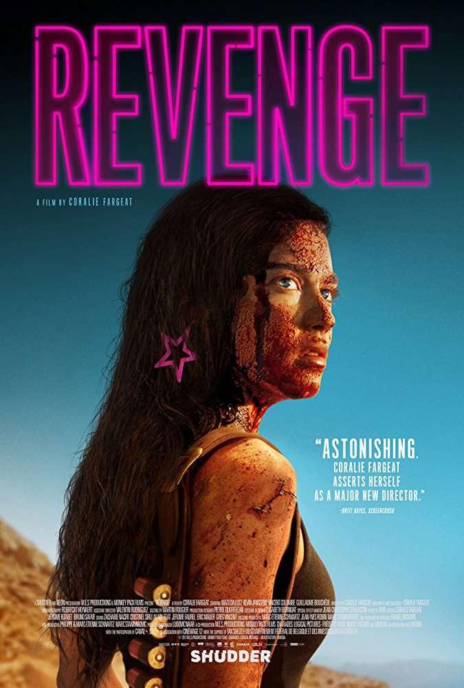 Revenge 2017 HDRip x264 AC3-Manning