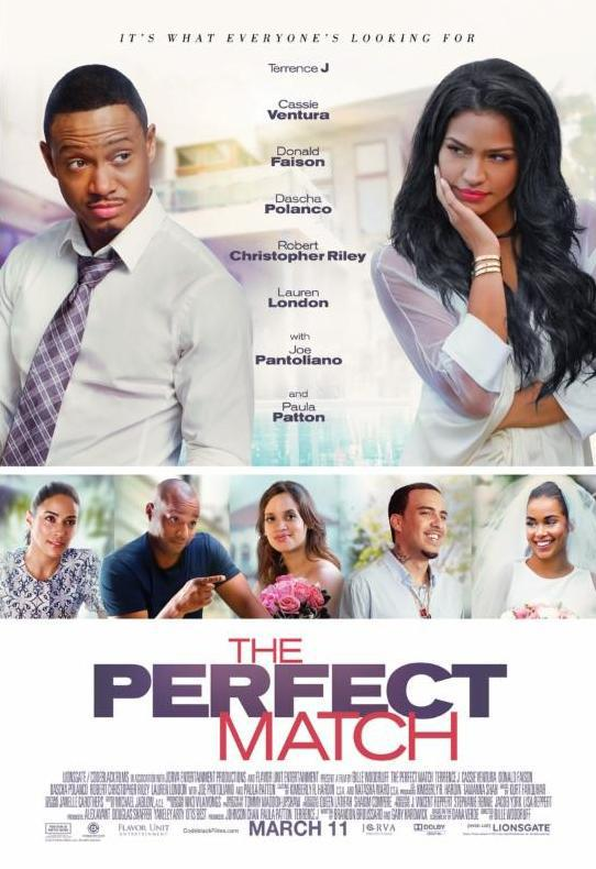 The Perfect Match 2016 BRRip XviD MP3-XVID