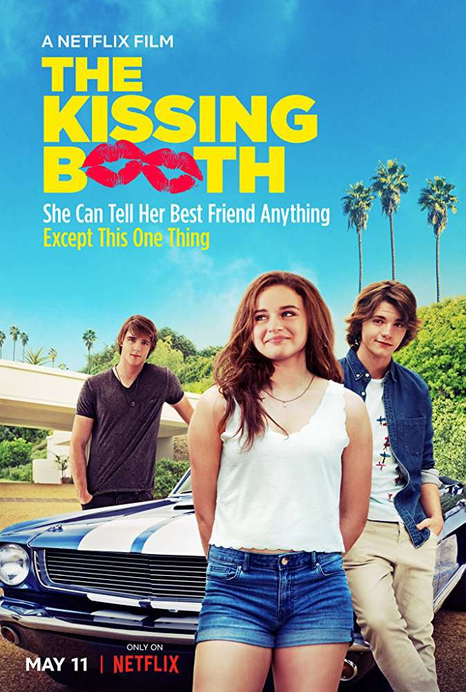 The Kissing Booth 2018 720p 10bit WEBRip 6CH x265 HEVC-PSA