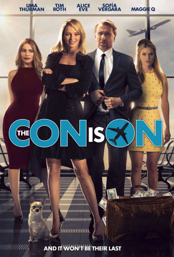 The Con Is On 2018 HDRip x264 AC3-Manning