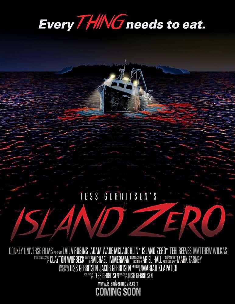 Island Zero (2017) [WEBRip] [720p] YIFY