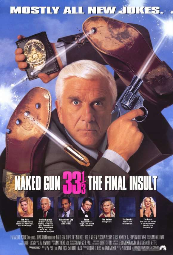 The Naked Gun 3 1994 DVDRIP H264 AC3-5 1-RypS
