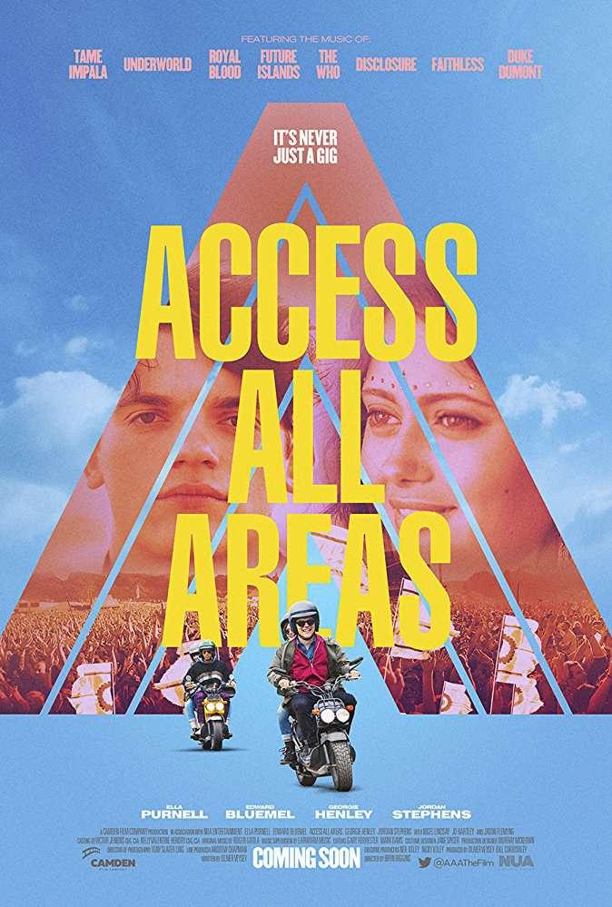 Access All Areas 2017 HDRip XviD AC3-EVO[TGx]