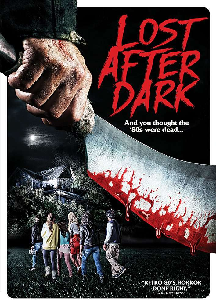 Lost After Dark 2015 720p BluRay H264 AAC-RARBG